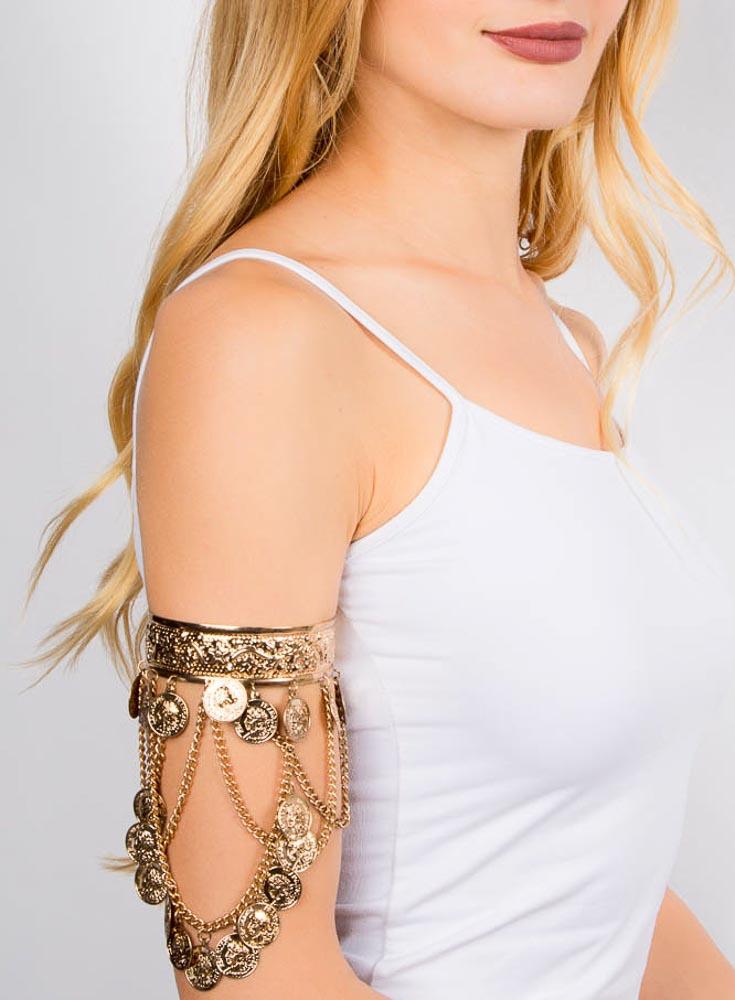 Golden Kerma Armband