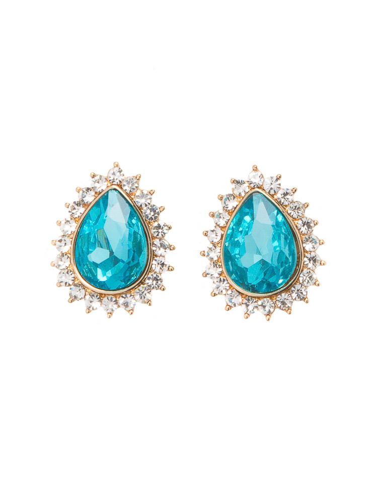 Chelsean Crystal Earring