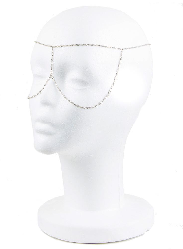 Pomona Head Jewellery – Rhodium