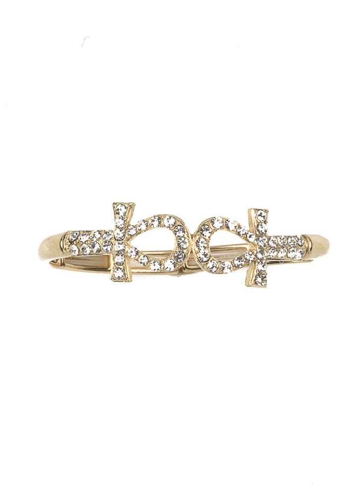Ankh Bracelet - Gold